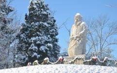 Santa-Claus-Museum-Historic-Statue-2